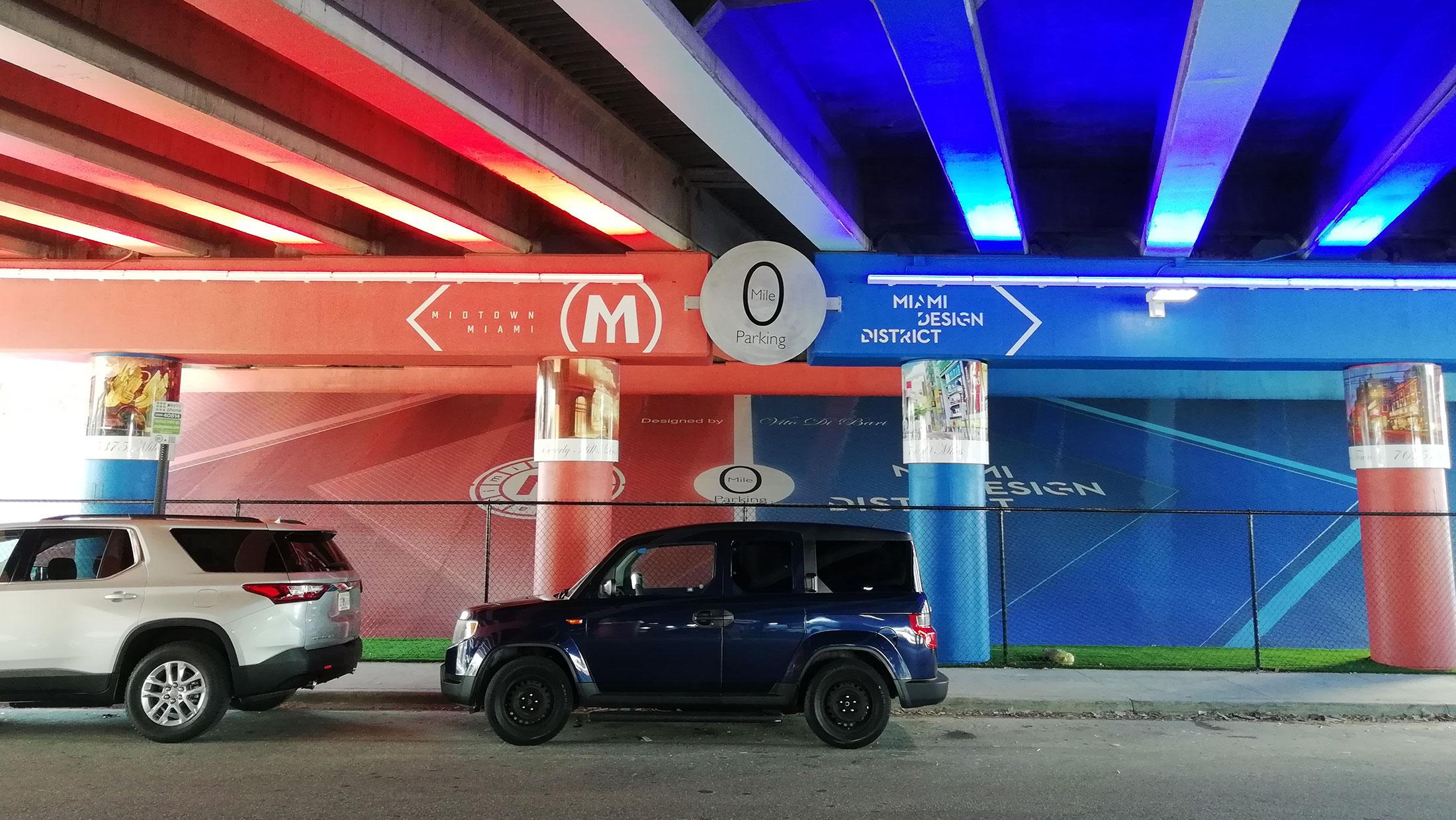 Zero Mile Marker Unveiled
