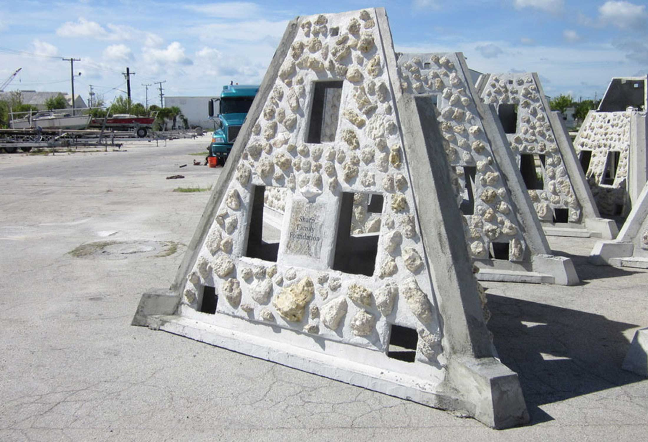 Florida Art Reef Project Artificial Coral Reef in Naples FL