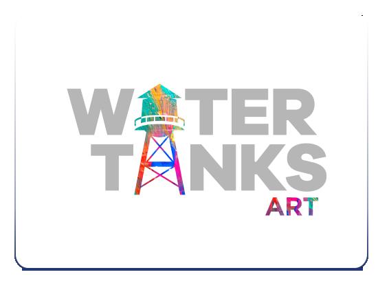Water Tanks Art